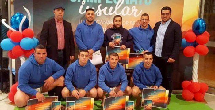 Bonito espectáculo, rápido y dinámico en los campeonatos por pesos y categorías de La Palma
