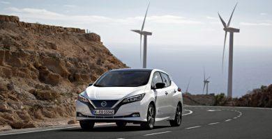 Nissan LEAF, galardonado como el Mejor coche de Canarias 2019