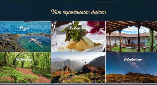 Turismo estrena una nueva web más visual e intuitiva