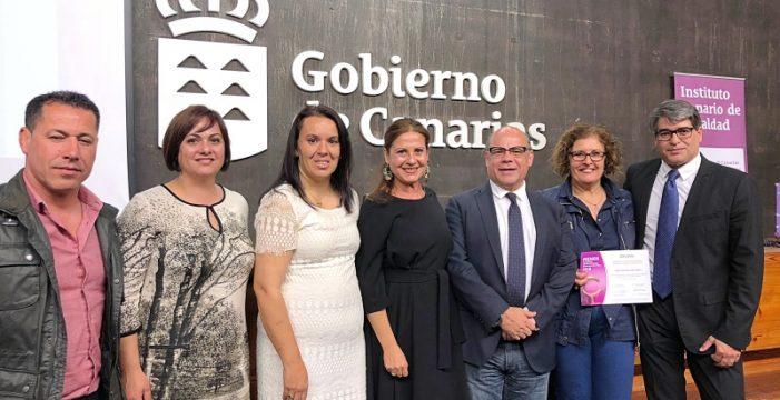Igualdad premia la labor desarrollada por la Comisión Mujeres en la Lucha