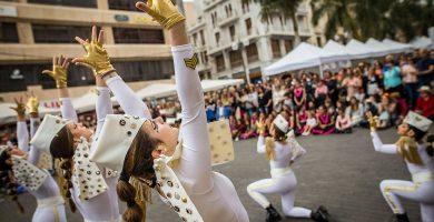 Celebración de 'Ven a Santa Cruz'. / FOTO: Andrés Gutiérrez