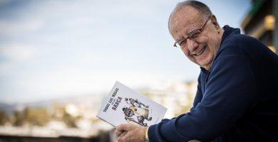 Andrés Chaves presenta hoy su 'Dos guerras y un destino' en el Puerto de la Cruz