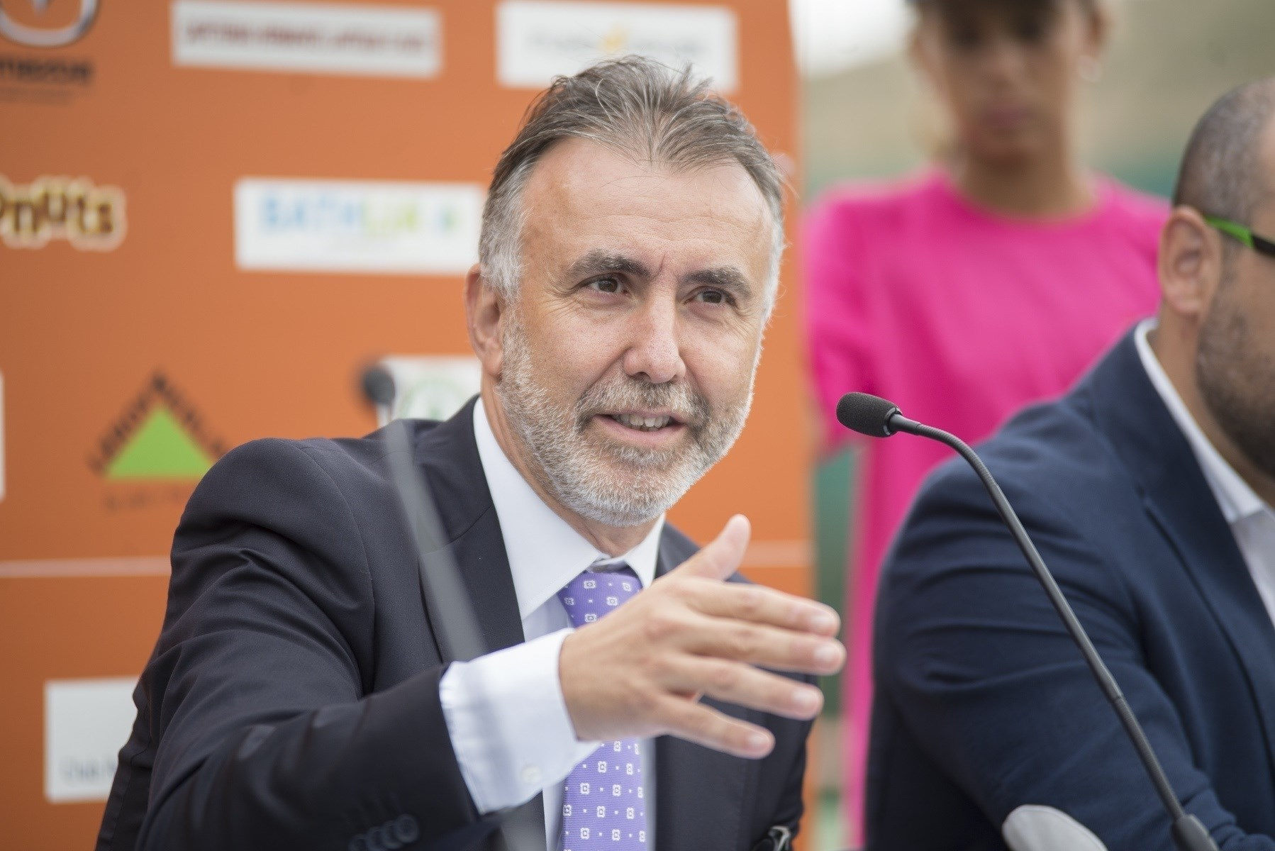 Ángel Víctor Torres, secretario general del PSOE en Canarias.   DA