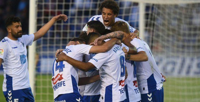 Los partidos del CD Tenerife podrán verse en directo en la televisión pública canaria
