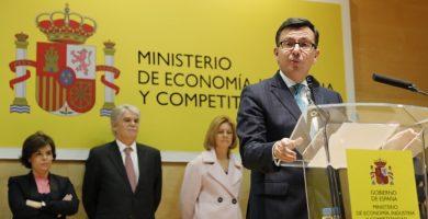 El nuevo titular del Ministerio de Economía, Román Escolano. | Europa Press