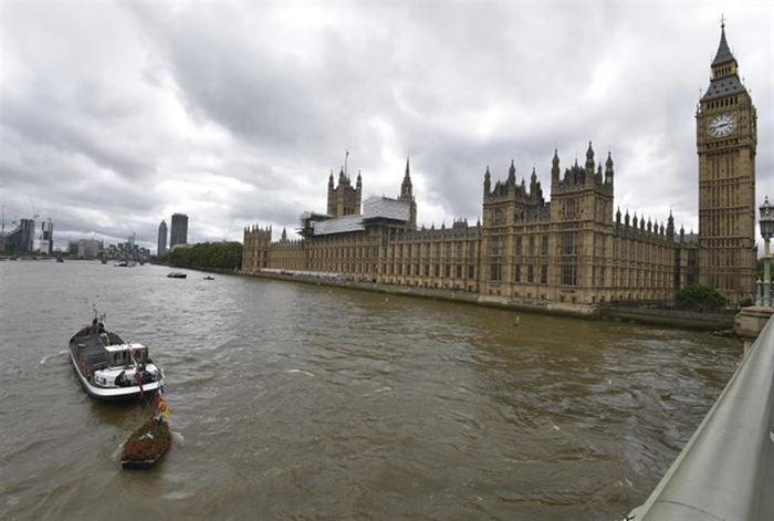 Parlamento británico. / EP