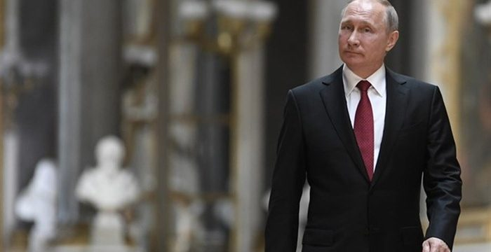 Putin logra un nuevo sexenio con más del 75 por ciento de los votos