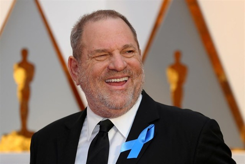 Harvey Weinstein. / EP