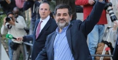 Jordi Sánchez. / EP