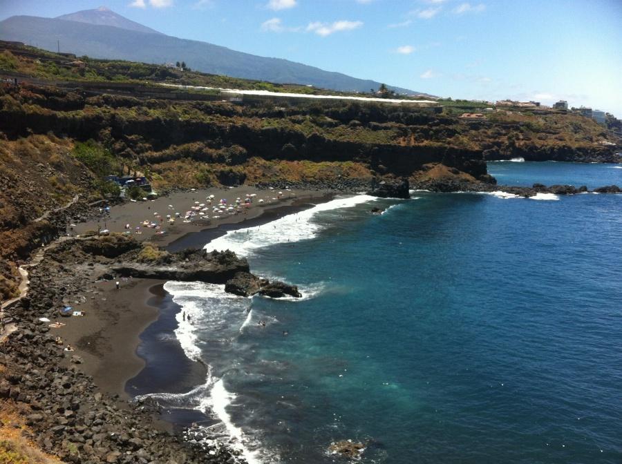 Playa del norte de Tenerife. / EP