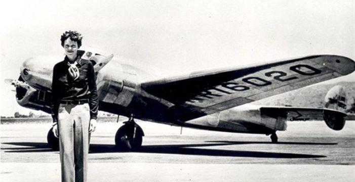 Nuevas pruebas resuelven la misteriosa desaparición de la mítica Amelia Earhart