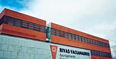 Ayuntamiento de Rivas. / EP