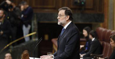 Rajoy anuncia que mejorará las pensiones mínimas y de viudedad en los Presupuestos de 2018