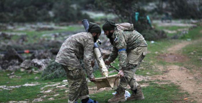 El Ejército Libre Sirio, aliado de Turquía, anuncia su entrada en la capital de Afrin