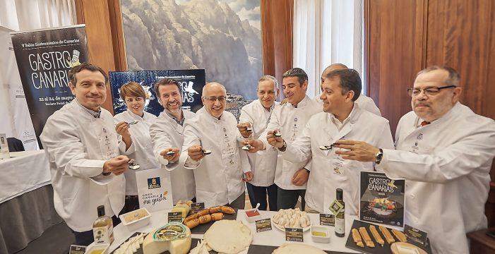 Gastrocanarias reunirá por primera vez a las siete islas