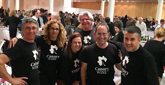Canary Wine presenta sus vinos en el Spring Portfolio Tasting de Nueva York
