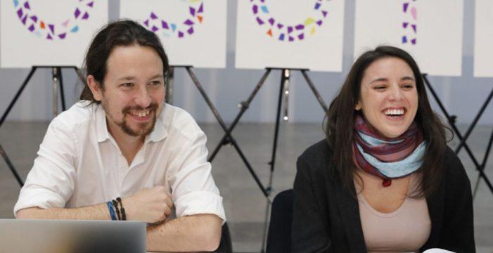 El 68% de los inscritos en Podemos avala la continuidad de Iglesias y Montero tras la polémica del chalé