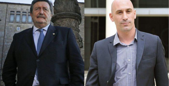 La Comisión Electoral proclama a Rubiales y Larrea como candidatos a la presidencia de la RFEF