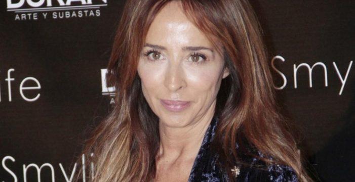 María Patiño sufre un accidente mientras se recupera de su lifting facial