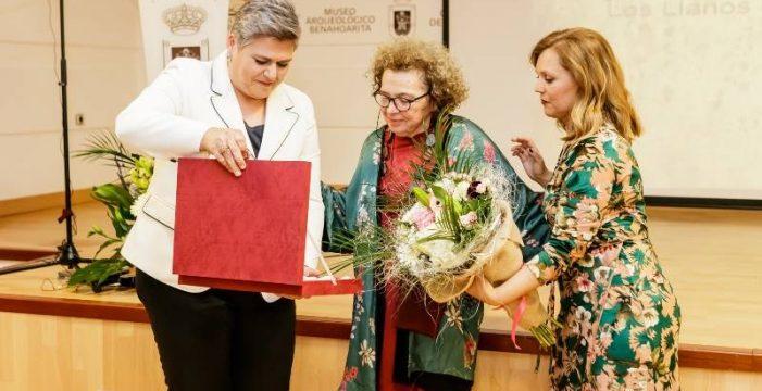 El municipio rinde homenaje a sus mujeres destacadas