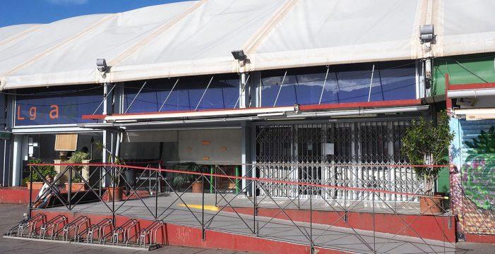 El Mercado de La Laguna abre hoy tras dos días cerrado por el temporal