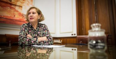 Marisa Zamora. / Andrés Gutiérrez