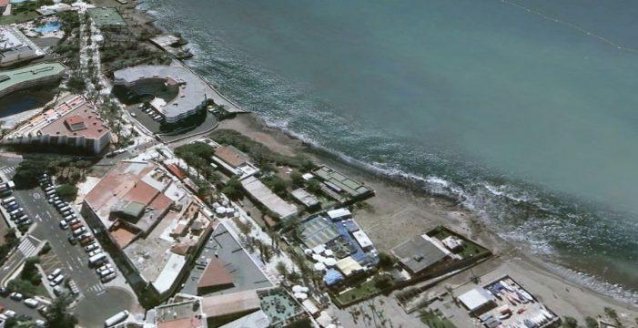 Un convenio permitirá la reforma completa del paseo de Los Tarajales