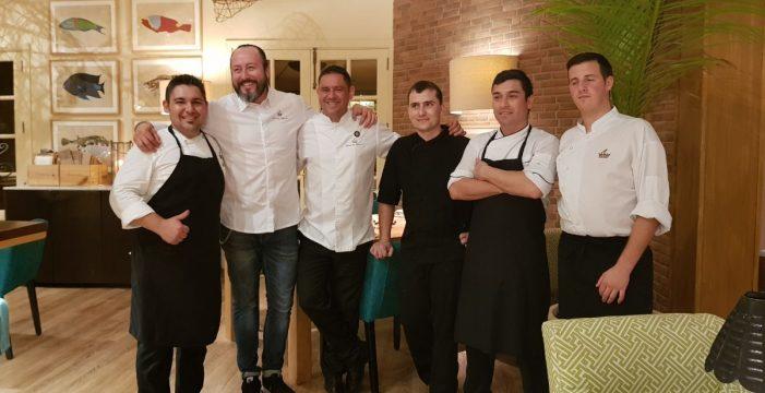 Armando Saldanha y Lucas Ordóñez fusionan la cocina peruana en el Alisios