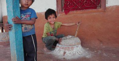 El gofio canario: la gran esperanza para Nepal