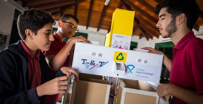 Los mejores de España en 'Reciclar Es Para Todos'