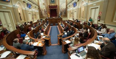 La alergia al consenso recibe al tercer debate general de la novena legislatura