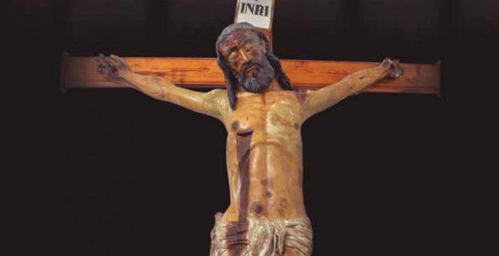 San Andrés y la Cruz del Señor, protagonistas de la Semana Santa