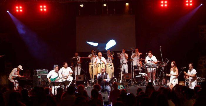 Moise González con 4.40 Havana actúa el sábado en Los Cristianos