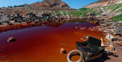 Se estima que 1.800 millones de personas usan una fuente contaminada por material fecal. DA