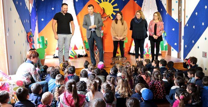 El Museo de los Cuentos de Los Realejos abre sus puertas el 28 de abril para 3.500 escolares