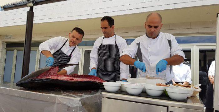 Jornadas gastronómicas del patudo en El Ancla, en El Médano