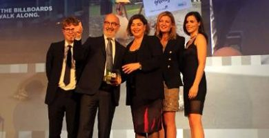 Ceremonia de entrega de los Travel Marketing Awards. | DA