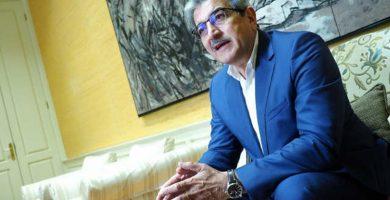 Román Rodríguez (NC). | Sergio Méndez