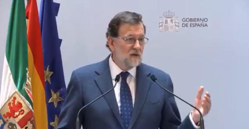 Mariano Rajoy. / TWITTER