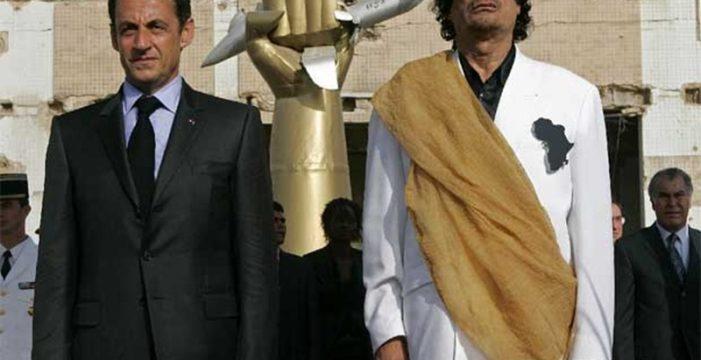Nicolas Sarkozy, bajo custodia policial por presunta financiación ilegal en una campaña electoral