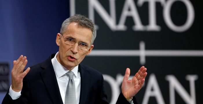 """La OTAN dice que el ataque con agente químico en Reino Unido tendrá """"consecuencias"""""""