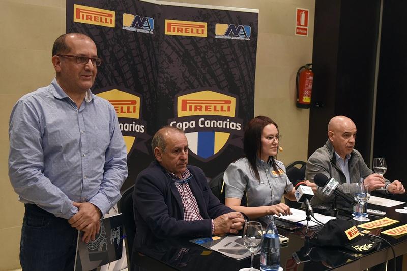 Trofeo Pirelli Canarias de Rallys