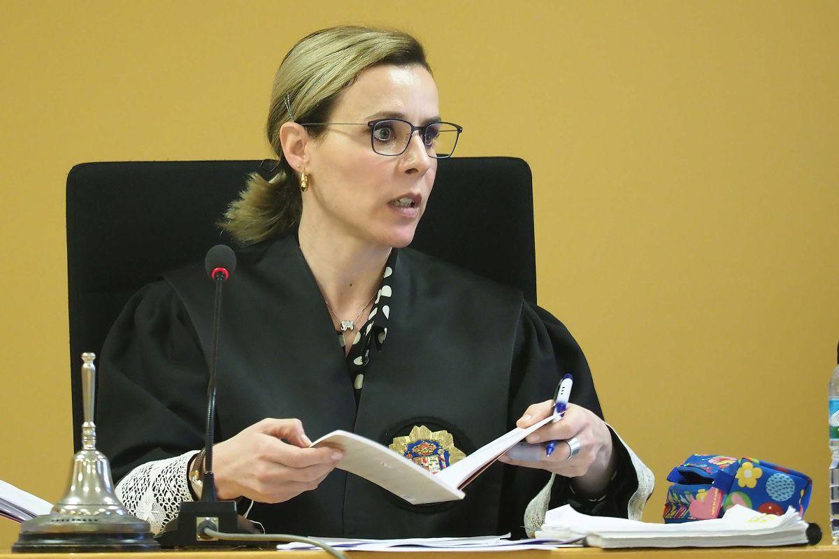 El acusado, durante el juicio. / FOTO: Sergio Méndez