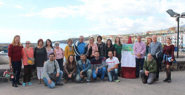 Candelaria apuesta por fomentar el voluntariado ambiental
