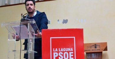 Yeray Gutiérrez PSOE