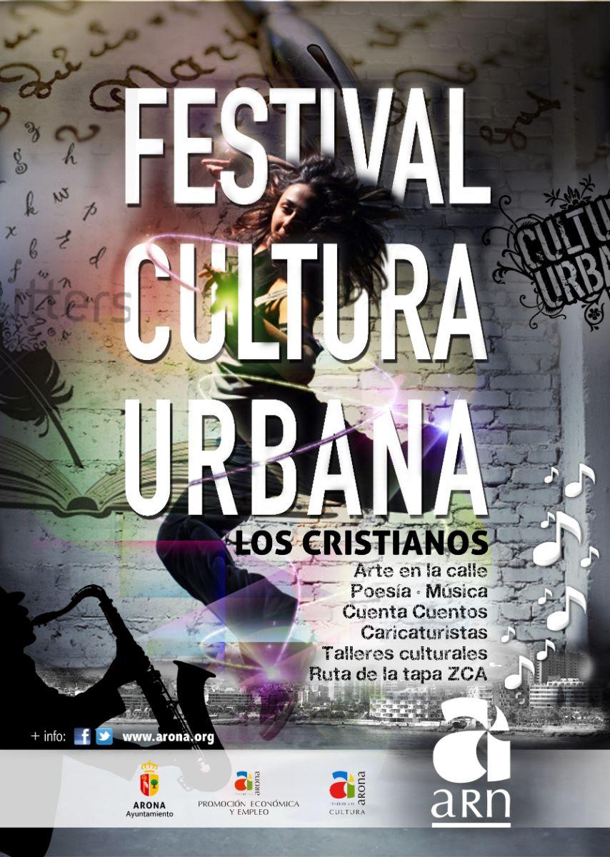 ARN Festival Cultura Urbana
