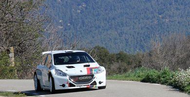 Automotor Canarias y Adrián García, de la mano en los rallys Islas Canarias y Adeje