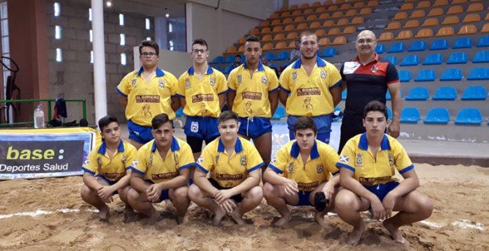 Chimbesque y Victoria, finalistas de la Liga Cabildo de Tenerife cadete