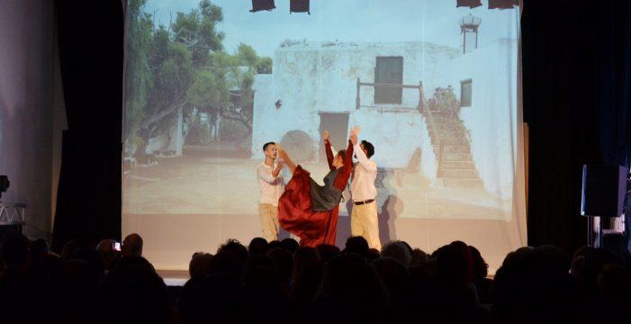 Gran éxito de la representación de Mararía en el ECLA de Güímar