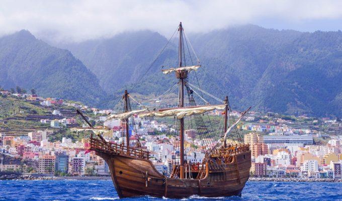 La historia naval insular recupera una leyenda